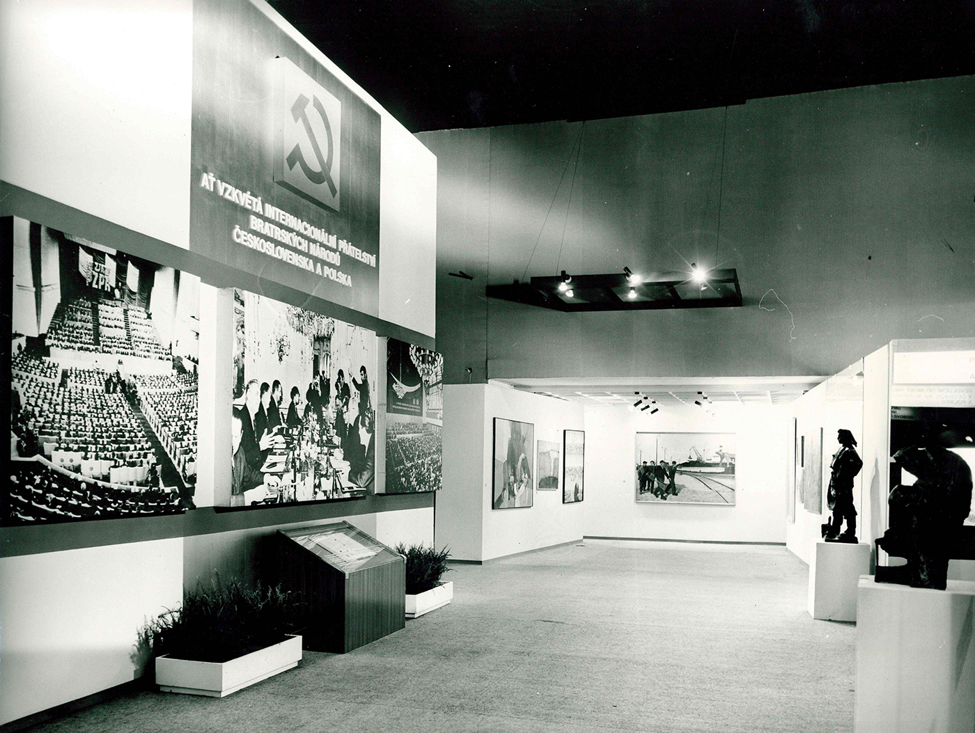 """<span class=""""tytul"""">Exhibition as the Controlled Encounter of Two Countries: """"Poland – Czechoslovakia: Centuries of Neighborhood and Friendship"""" (1977–1978)</span>"""