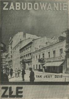 """<span class=""""tytul"""">Wystawa """"Warszawa przyszłości"""" (1936)</span> <div class=""""block-podtytul"""">Między pokazem architektury a """"jarmarkiem dydaktycznym""""</div>"""
